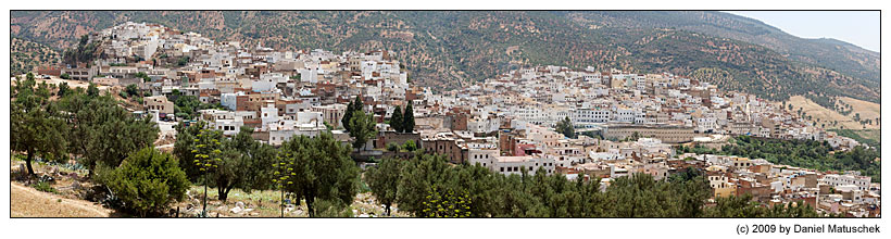 Moulay-Idriss (Panorama)